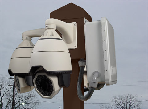 mobile watch cameras